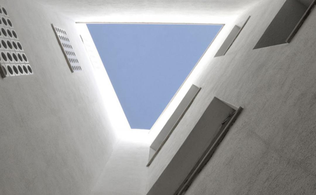 Habitatges AA. Projecte presentat a la 8a Mostra del Camp de Tarragona. Arquitecte: Josep Maria Boronat. Foto: © Autor del projecte