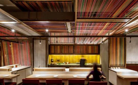 "Restaurant Pakta, Barcelona. El Equipo Creativo. Premi interiorisme ""Best Of Year 2013 Awards"". Fotografia: © Adrià Goula"